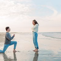 Proposal Photo Plays Critical Role in Recovery of Lost Ring on Tybee Island, GA